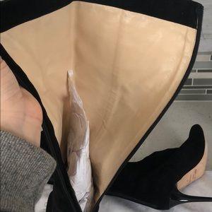 Black Jimmy Choo Heal boots Duke 85